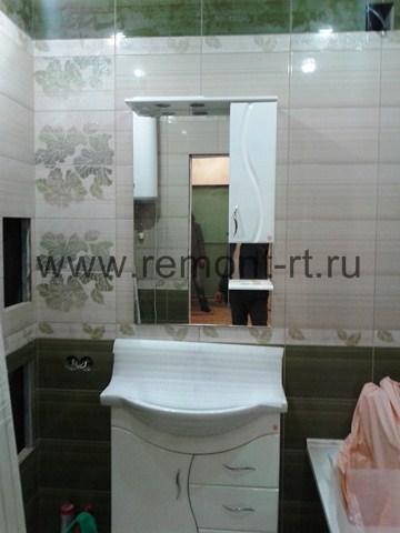 Ремонт туалета и ванной
